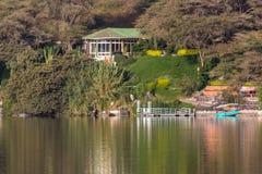 Babogaya Lake Stock Photo