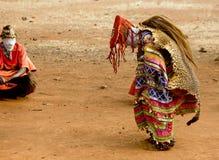 Babungo-Königreich in Kamerun Lizenzfreie Stockfotos