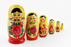 Babushka Stock Photography