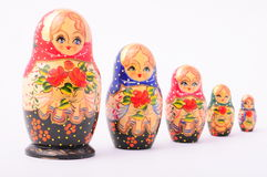 Babushka Royalty Free Stock Images