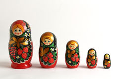 Babushka Royalty Free Stock Photo