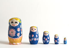 Babushka Royalty Free Stock Photos