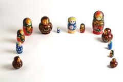 Babushka lizenzfreies stockfoto