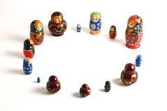 Babushka Royalty Free Stock Image