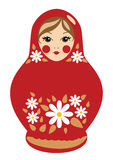 Babushka doll Royalty Free Stock Image