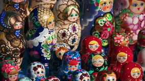 Babushka Dolls Stock Photography