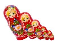 Babushka Familie Lizenzfreie Stockfotos