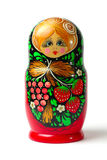 Babushka Matreshka Royalty Free Stock Photography