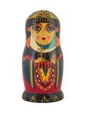 Babushka traditional Russian doll Stock Image