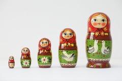 Babushkas Fotografia Stock