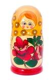 Babushkas or matryoshkas dolls. Royalty Free Stock Photo