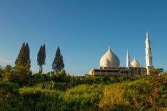 Babussalam meczet w Bener Meriah, Aceh prowincja, Indonezja Obraz Stock
