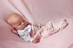 Baby 1 month Stock Images