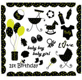 Baby 12 Royalty Free Stock Images