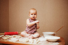 Baby. Royalty Free Stock Photos