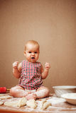 Baby. Royalty Free Stock Image
