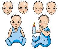 Baby Lizenzfreie Abbildung