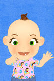 Baby Stock Illustratie