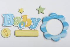 Baby album Royalty Free Stock Image