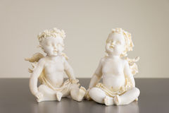 Baby angels Royalty Free Stock Photo