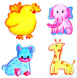 Baby animals Stock Images