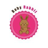 Baby animals design Stock Photography