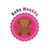 Baby animals design Stock Image
