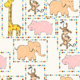 Baby animals Royalty Free Stock Photography