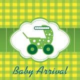 Baby arrival Stock Photos