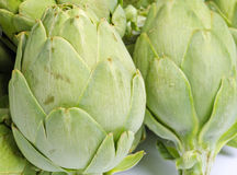 Baby Artichokes Stock Photography