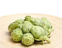 Baby Artichokes Royalty Free Stock Photo