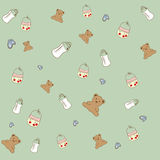 Baby background Royalty Free Stock Photos
