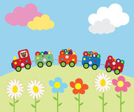 Baby background Royalty Free Stock Images