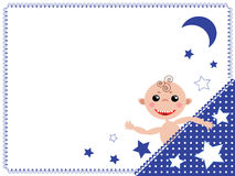Baby background Royalty Free Stock Photography