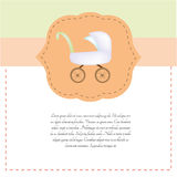 Baby background Stock Images