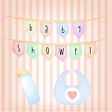 Baby background Stock Photo