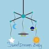 Baby backgrounds Royalty Free Stock Images