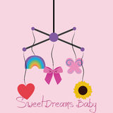Baby backgrounds Royalty Free Stock Image