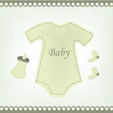 Baby backgrounds Royalty Free Stock Photography