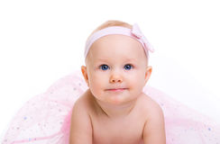 Baby Ballerina Royalty Free Stock Photos
