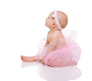 Baby Ballerina Stock Photos