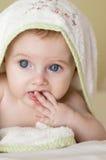Baby bath Stock Photo