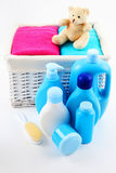 Baby bath Royalty Free Stock Image