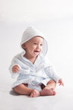 Baby After Bath Stock Photography