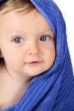 Baby bathtime Royalty Free Stock Photos