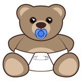 Baby bear Royalty Free Stock Photography