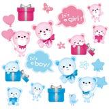 Baby Bear stock illustration