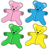 Baby Bears Stock Photo