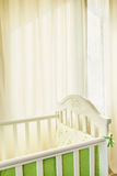 Baby bed Royalty Free Stock Photos