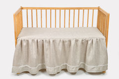 Baby bed Stock Photos